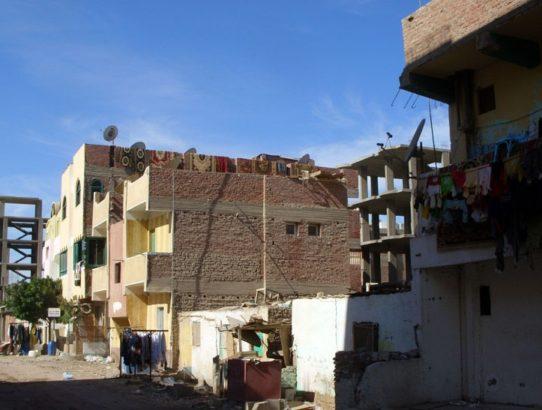Египетская деревня. Часть 2