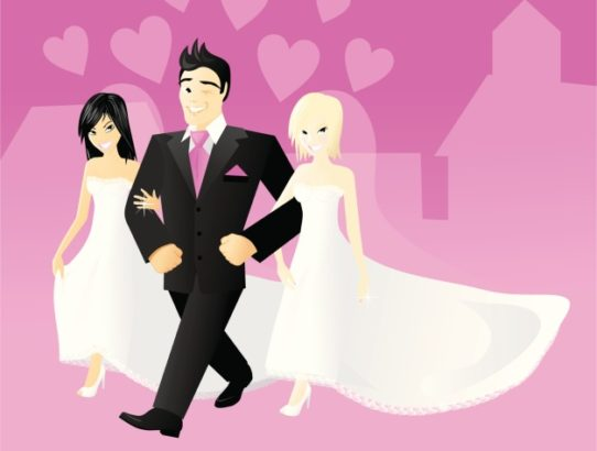 ОРФИ-брак, многоженство и развод в Египте