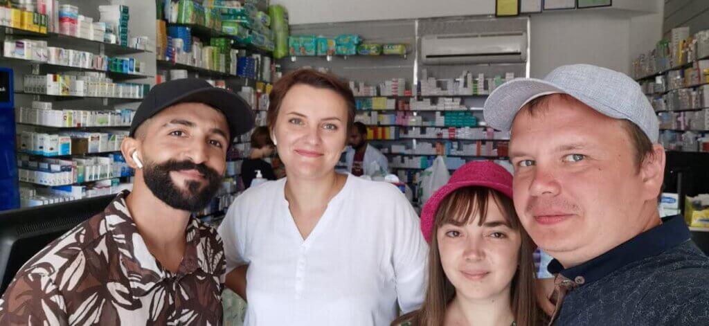 Аптека в Шарм эш Шейхе