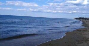 море на Бугазской косе