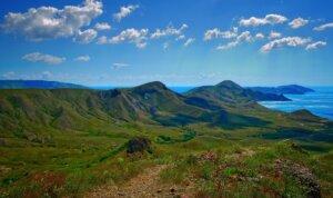 живописный Крым