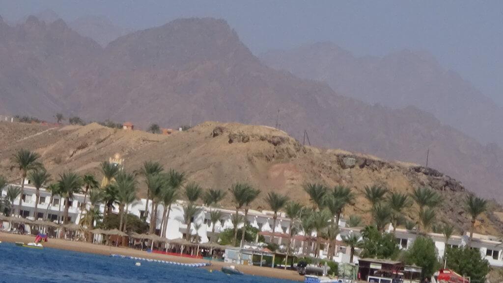 Пейзаж Египта